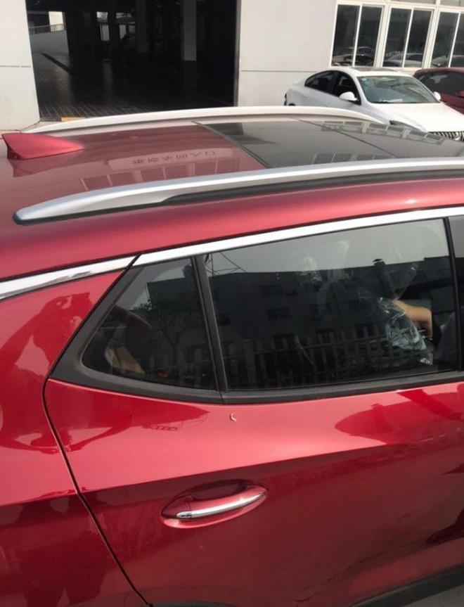 別克全新一代昂科拉GX到店實拍!尺寸超逍客,7月11日正式開賣