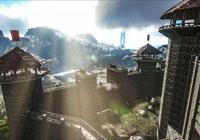 方舟生存進化新補丁!中國玩家可以築4倍高高牆,將老外拒之門外