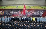 文筱婷出席貴州恆豐足球俱樂部2019賽季全國青超聯賽的出征儀式