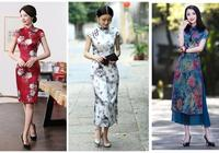 夏季怎麼穿旗袍才好看?注意這3點,穿上端莊優雅,你也能美