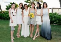 安以軒夏威夷舉辦婚禮