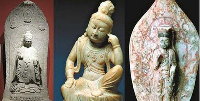 中國南北朝時期的古董文物