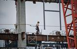 建設中的東京奧運會體育場!
