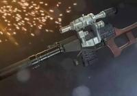 這把用衝鋒槍子彈的狙擊槍!實際傷害卻比AWM還高?射速堪比UZI!