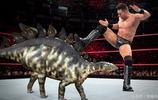 """WWE版""""侏羅紀公園"""",選手們都被玩壞了!"""