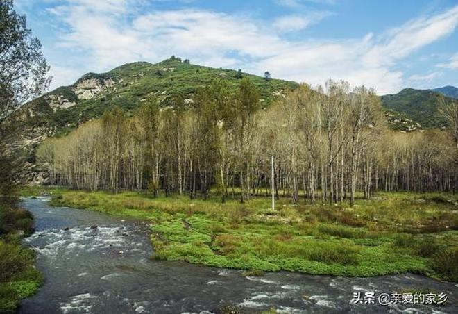 每日一縣:我的最美家鄉-----山西省忻州市五臺縣,你去過嗎?