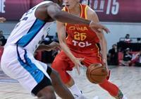 成為中國男籃熱身賽的黑馬!13歲開始專攻籃球,每天練500個3分