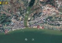 廣西梧州藤縣一個大鎮,以河流命名,是全國重點鎮