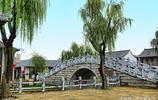 建造古村竟然用了6000個石磨盤,如此大手筆,只有魏集