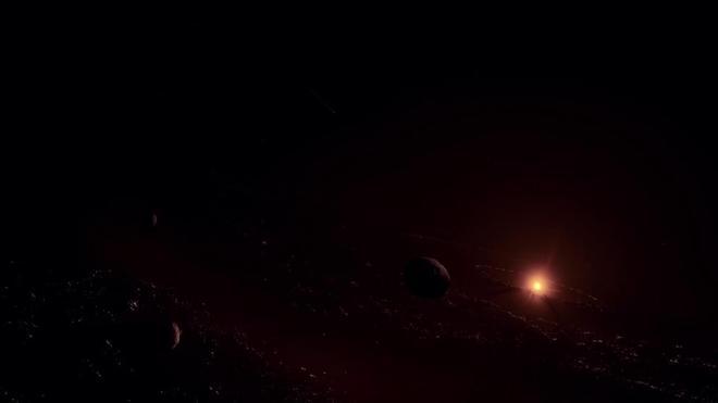 """浩瀚的宇宙""""美到窒息"""""""