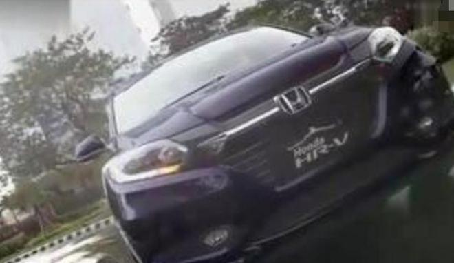12萬元可以入手的全新本田HRV:美版繽智的中國風