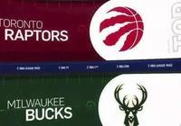 【NBA】週二籃球推薦:多倫多猛龍 vs 密爾沃基雄鹿-G4