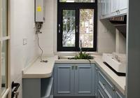 別人家廚房動線合理又幹淨,你家廚房擁擠雜亂,連洗個碗都碰頭?