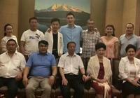 可蘭白克受聘為克孜勒蘇柯爾克孜自治州形象大使