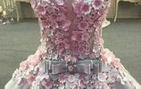 蛋糕店老闆娘做的婚紗有什麼不同,它竟然是可以吃的婚紗