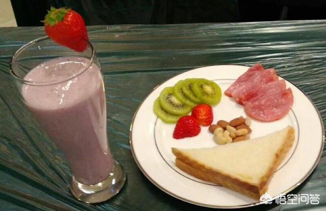 4歲孩子早上不吃飯喝奶粉行嗎?