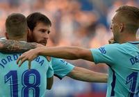 如何評價巴薩2-0客勝這場比賽,梅西失點後梅開二度,保利尼奧替補首秀?