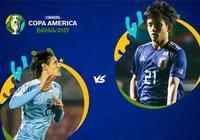 美洲盃:烏拉圭 VS 日本,本場力捧烏拉圭大敗日本