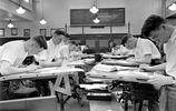 老照片:巴頓將軍的母校 西點軍校1936年