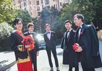 知名遊戲主播伍聲結婚,王思聰竟是伴郎?這伴娘團也有很大看頭啊