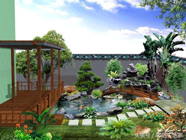 局部設計—庭院—庭院設計