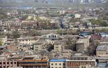 俯拍2千年歷史文化名城,清末民初時曾管轄24縣,如今城市平房多