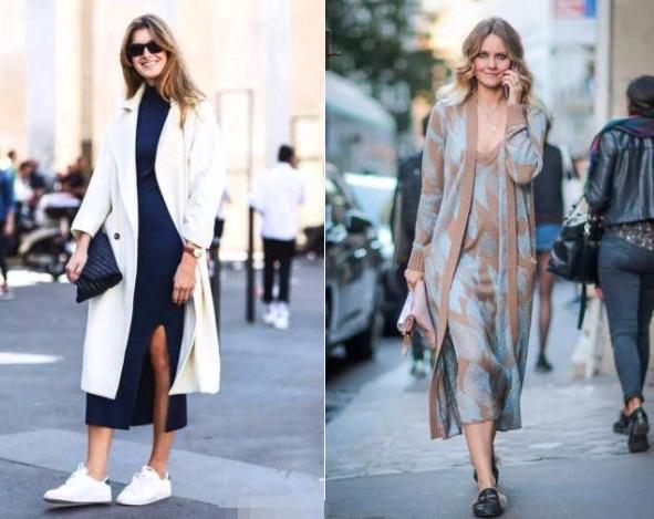 """35歲女人穿""""針織裙""""謹記這3點,時髦不說還優雅,忒顯氣質!"""