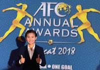 王霜獲亞洲足球小姐!太不容易了!看看這4個鏡頭就知道了