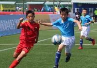 包攬希望杯少年賽南區三項冠軍,上海足球成為中國青訓標杆