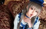 《VOCALOID》洛天依 cosplay很萌很可愛