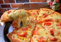 披薩的做法及流程,在家也可以做披薩吃了!!!!