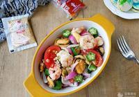 海鮮沙拉#丘比沙拉汁#