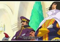 海賊王884集:白星成相親對象,尾田給她介紹百來個王族帥哥求婚
