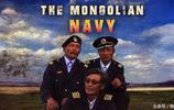 實拍世界上最小規模的海軍艦隊:蒙古國海軍