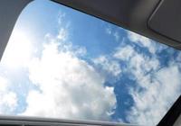 """汽車""""天窗""""不是擺設,很多車主開車這麼多年也不知道的3大好處"""