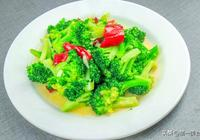 西蘭花這樣吃最妙哉妙哉!清淡又營養,色澤翠綠有食慾,好美味