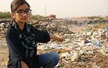 10歲女孩用垃圾制袋子掙幾萬,解決國家環境問題,引全世界關注