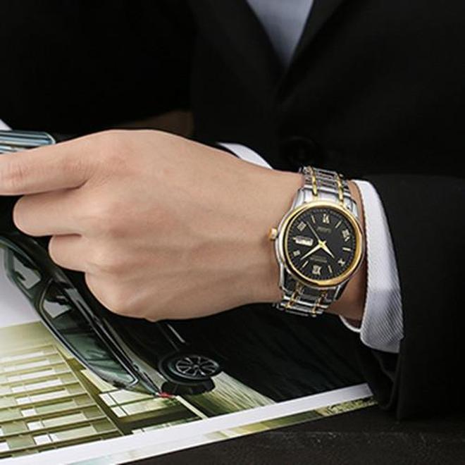 集高顏值與性價比於一身的男士機械手錶,腕間風景一覽無遺