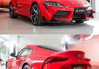 豐田Supra臺灣搶先開賣,這輛用了寶馬動力的跑車,你猜賣多少?
