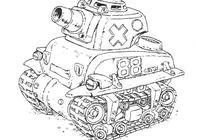《合金彈頭》系列中多次出現過的坦克賞析,原來都是有原型的