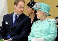 92歲英國女王向外賓介紹威廉王子,在奶奶眼中,孫子是她的驕傲
