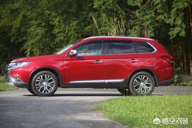 除了VV6、奇駿、指南者,還有更適宜的SUV嗎?