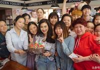 泰國女星Pancake赴中國工作,粉絲熱情提前為其慶生