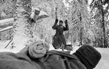 一組第二次世界大戰的舊照片