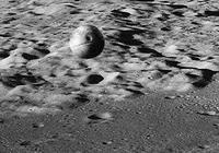 月球又現不明飛行物 月球UFO基地真實照片曝光