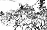 三國583:馬超家破人亡,他為報仇殺紅了眼,賺開歷城後血洗叛軍