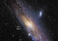 仙女座星系和銀河系為什麼會在未來碰撞?
