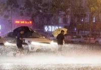 昨晚長春突降暴雨,為什麼會變成水城?