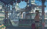 這個日本插畫師真是相當擅長繪製場景!欣賞一下他畫的精美插畫吧