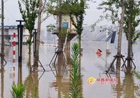 贛江南昌站水位全線超警戒 仍將持續上漲